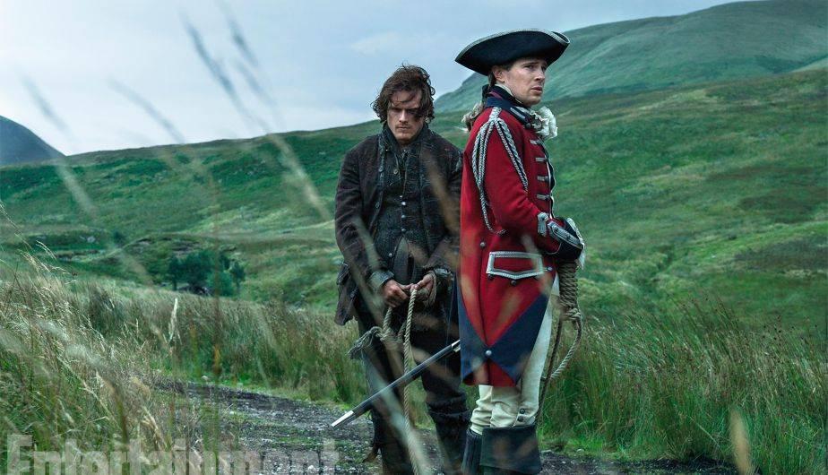 Outlander: Lord John Gray aparece en nuevas fotos de la temporada 3 | Fecha  de estreno | Tv | Espectáculos | La Prensa Peru