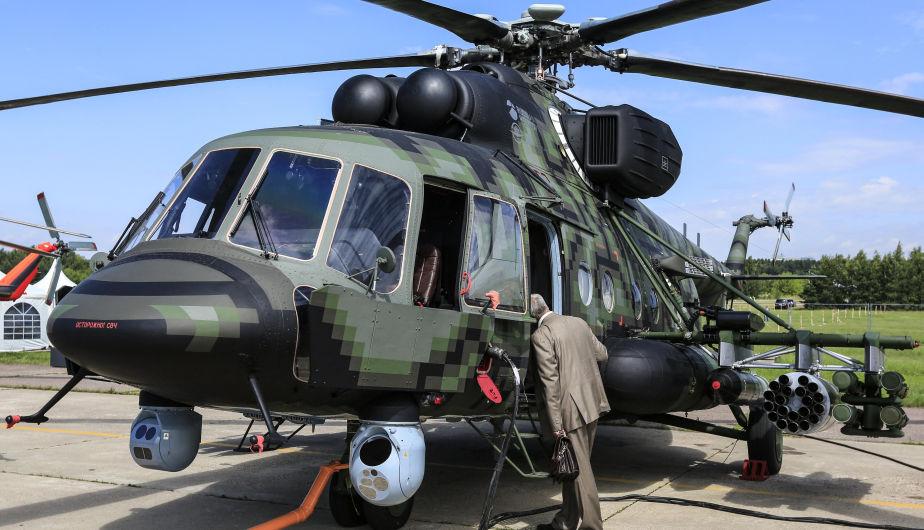 Resultado de imagen para Mi-171Sh-VN