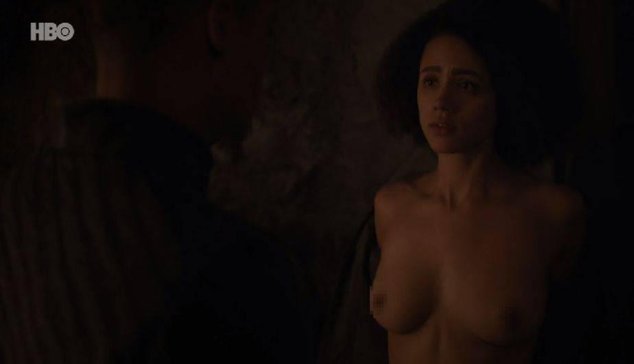 Game Of Thrones 7x02 Missandei Se Desnuda Y La Actriz Nathalie