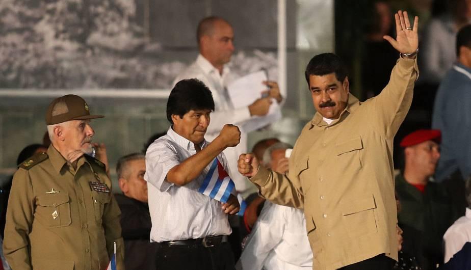 evo morales reconoce que est solo en sudam rica en su defensa al presidente de venezuela. Black Bedroom Furniture Sets. Home Design Ideas