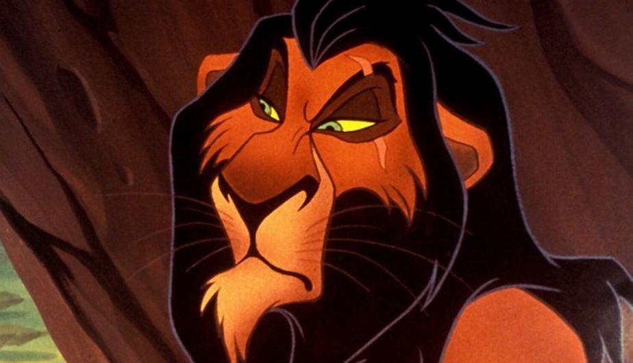 El rey león revela perturbadora escena eliminada de Scar y Nala, la ...