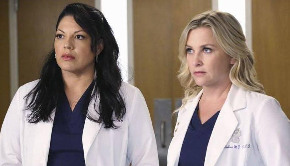 Grey´s Anatomy: ¿Callie Torres regresará en la temporada 14? | Sara ...