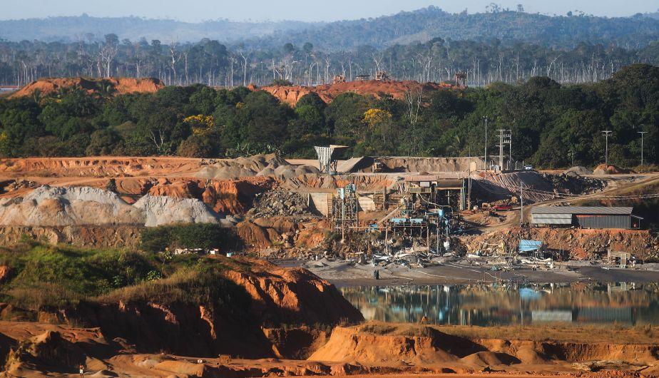 Brasil: ¿La minería destruye más selva amazónica de lo que se ...