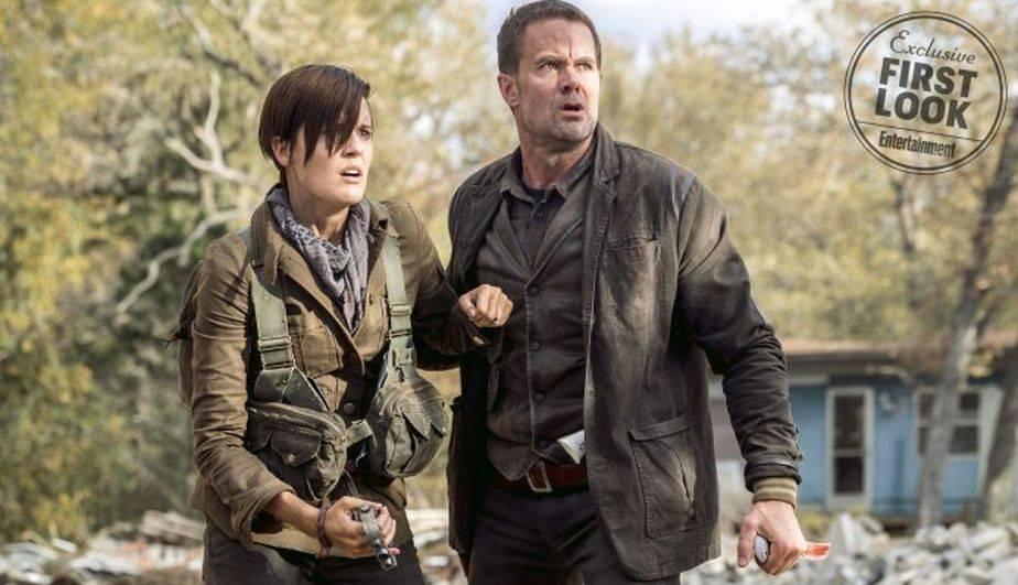 Fear the Walking Dead: fotos de nuevos personajes y fecha de estreno ...