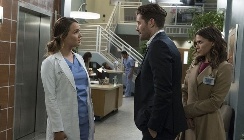 Grey\'s Anatomy 14x10: ¿qué pasó finalmente con Paul, el esposo ...