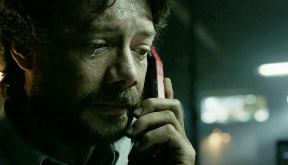 La casa de papel en netflix habr temporada 2 para el profesor actor lvaro morte responde a - La casa de papel temporada 2 capitulo 1 ...