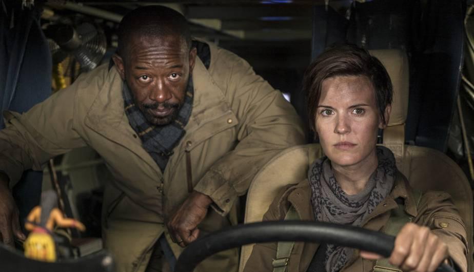 Fear the Walking Dead, temporada 4: ¿en qué época llegará Morgan ...