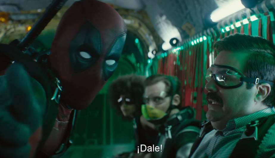deadpool 2 pelicula completa español castellano