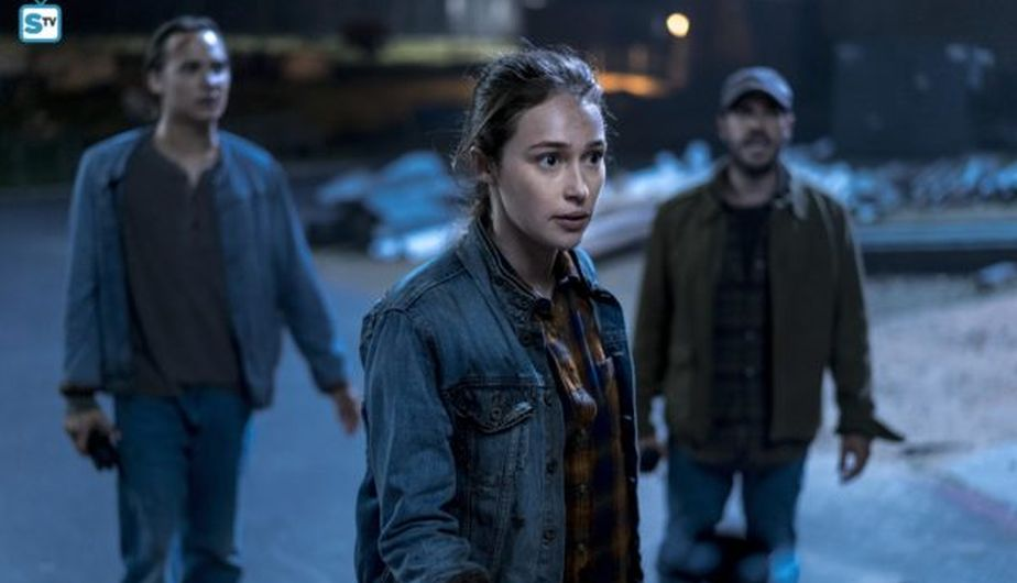Fear the Walking Dead 4x02 EN VIVO ONLINE TV: ¿dónde ver ...