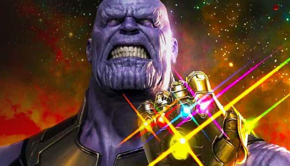 Resultado de imagen para Thanos ambiente
