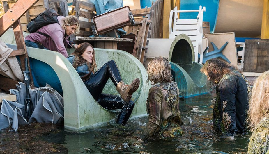 Fear the Walking Dead 4x04: otra muerte inesperada derrumba a John ...