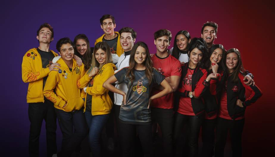 N00bees, la nueva serie de Nickelodeon para gamers   Tv ...