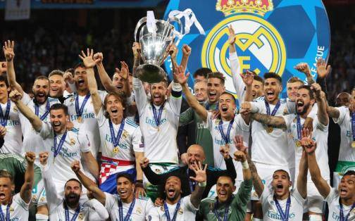 Real Madrid tricampeón de la Champions al vencer 3-1 a Liverpool