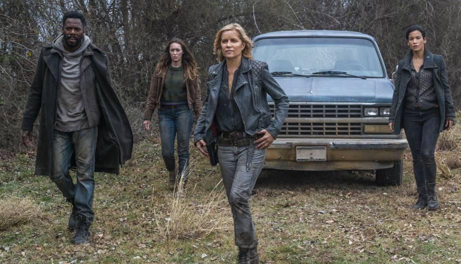 Fear the Walking Dead 4x08 EN VIVO ONLINE TV: ¿dónde ver episodio 8 ...