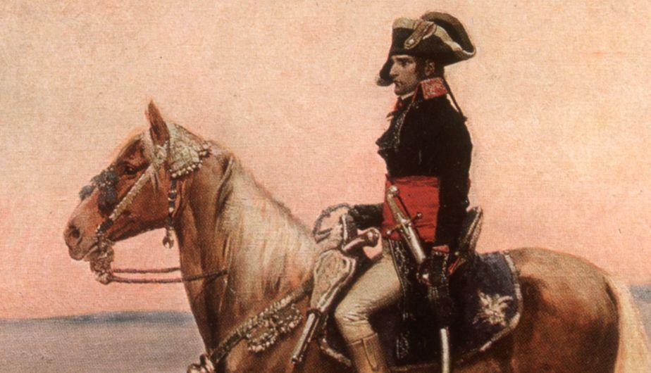 Subastan un bicornio de Napoléon Bonaparte por 350.000 euros. Napoleon  Bonaparte retratado alrededor de 1811. (Getty Images) 3c40c31f3608