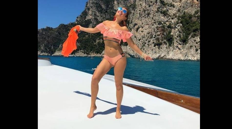 Thalía Posa Con Poca Ropa Y Remece Instagram Fotos