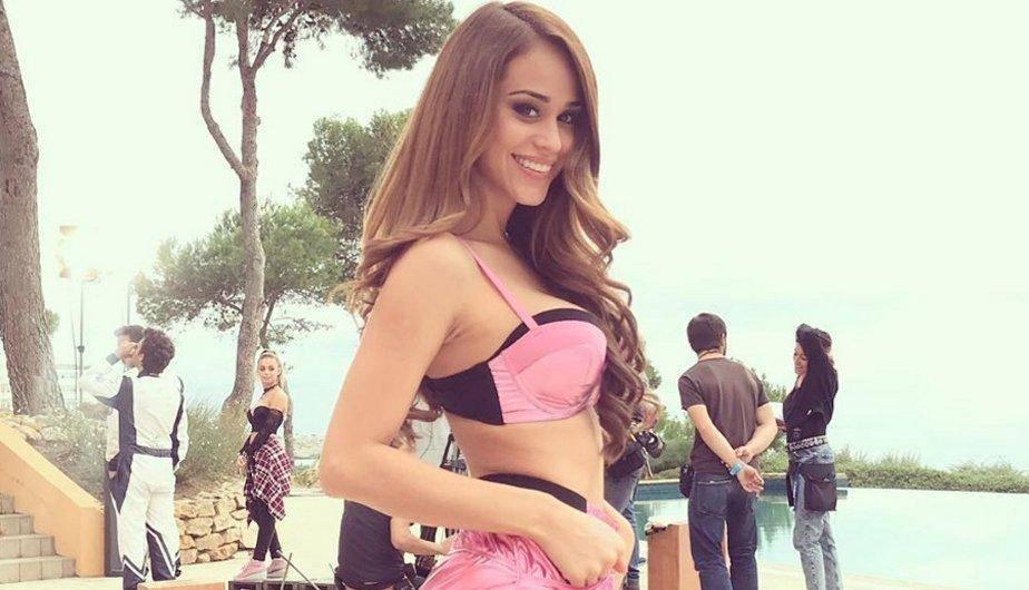 Hermana de Yanet García estrena cuenta de Instagram y sorprende con su  belleza ... 19e014aaaa252