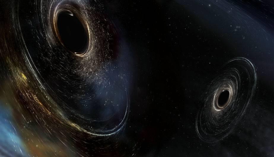 Resultado de imagen de Resultado de imagen de No es la materia oscura, son los agujeros negros