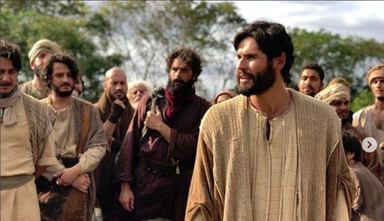 Jesús: historia de la telenovela brasileña, personajes y actores