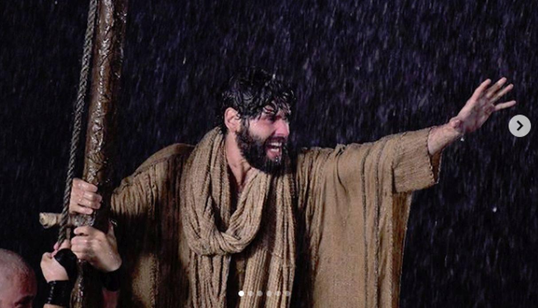 Jesús: historia de la telenovela brasileña, personajes y