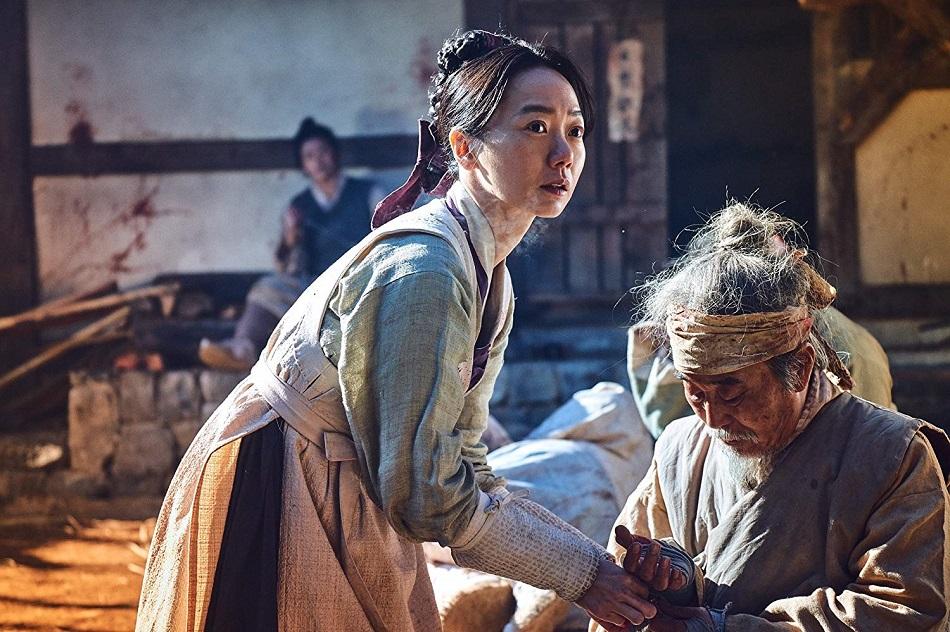 Kingdom está ambientado 600 años en el pasado, durante la era de la dinastía Chosun, fundada por Taejo de Joseon en julio de 139