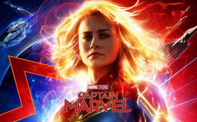 Captain Marvel: Confirman Que Capitana Marvel Tendrá Dos