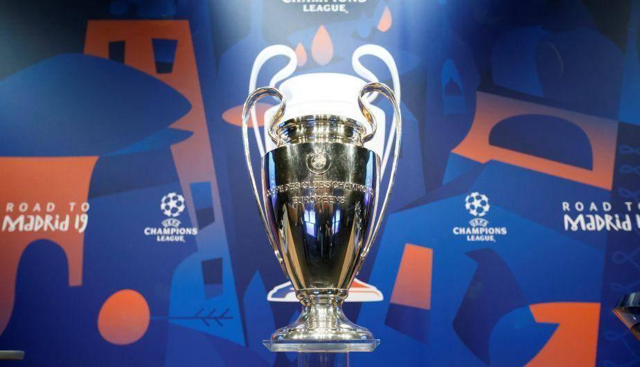 Champions League EN VIVO: fecha, horarios y canal del sorteo ...