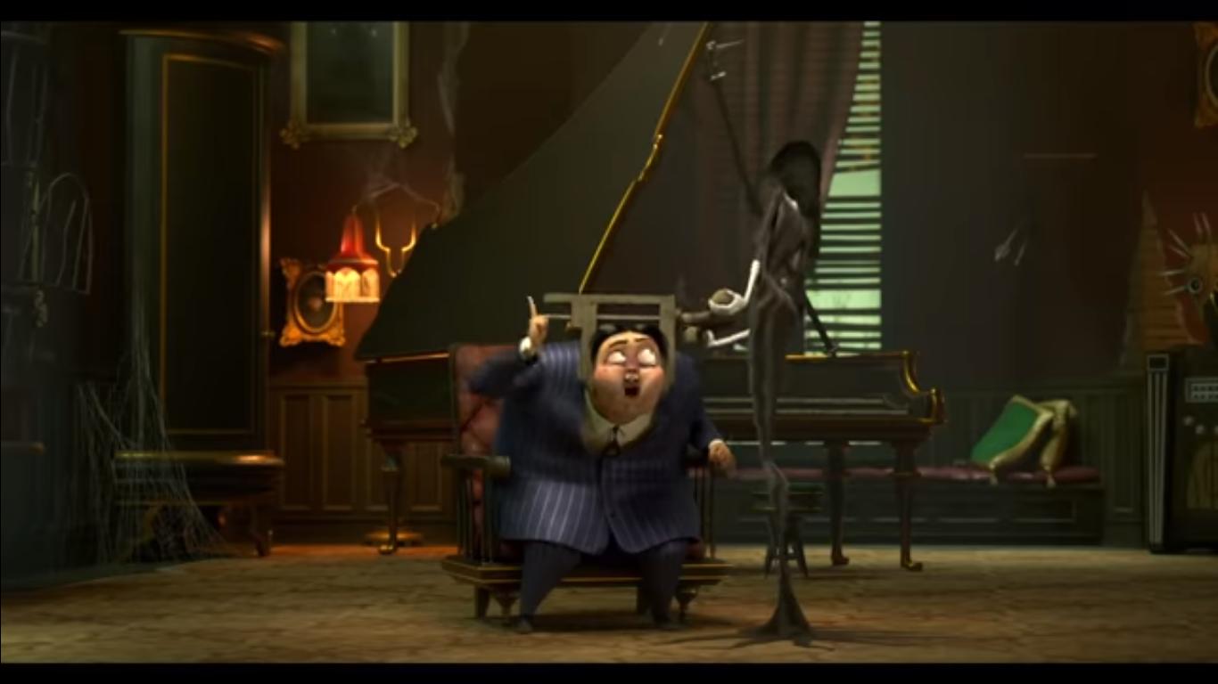 The Addams Family Lanzan Teaser Del Remake Animado De Los Locos Addams Video Cine Espectáculos La Prensa Peru