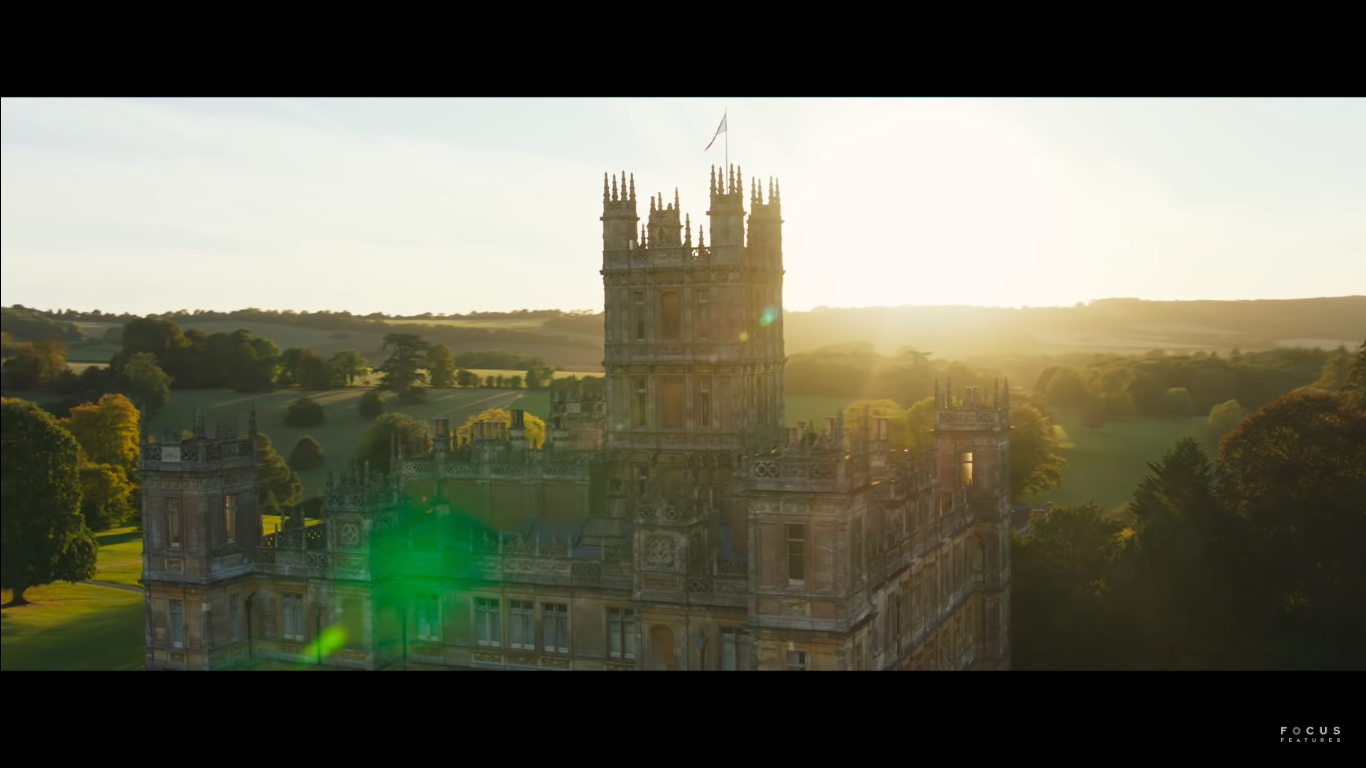 Downton Abbey Mira El Primer Tráiler De La Versión