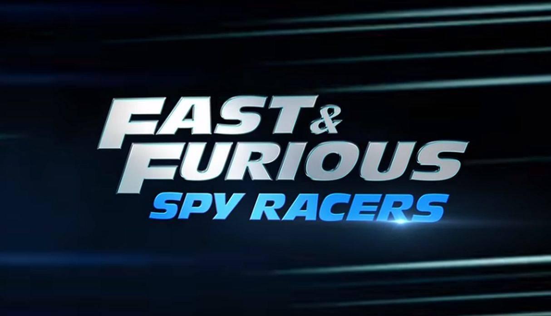 Fast And Furious Spy Racers Serie Animada En Netlifx Tv