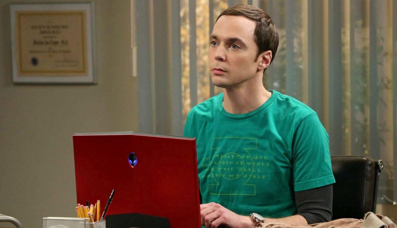 Jim Parsons en The Big Bang Theory
