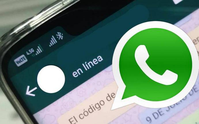 WhatsApp: so you can get a signal when someone connects to the
