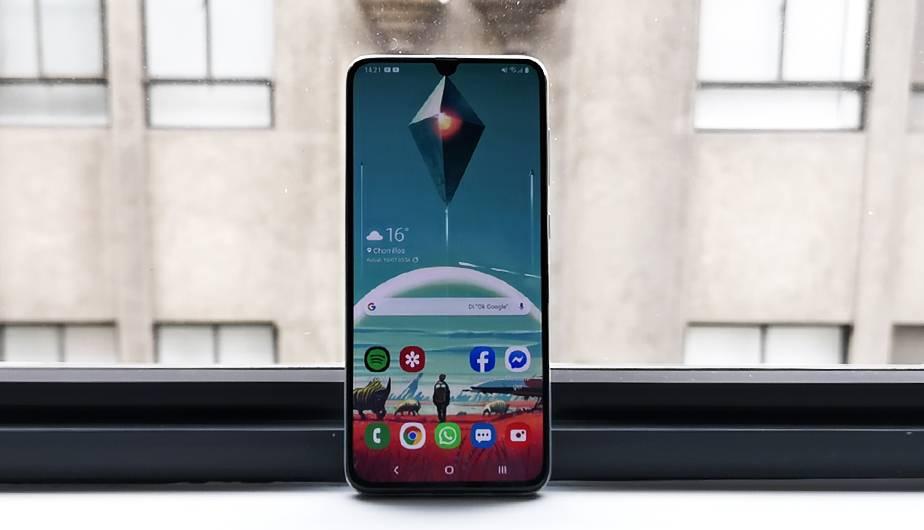 f244c53935f Review Samsung Galaxy A70: un smartphone con pantalla gigante ...