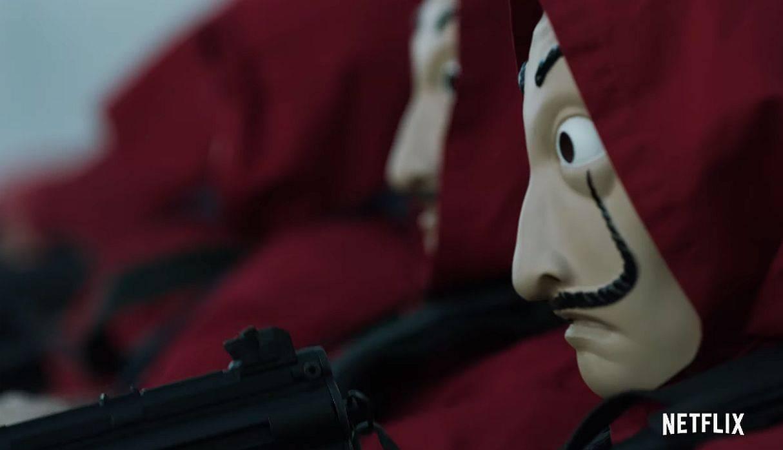 La casa de papel: ¿qué significa la máscara de Dalí para los ...