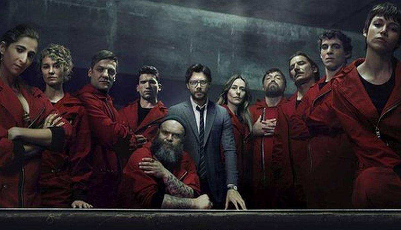 La Casa De Papel Temporada 4 Cuándo Será Estrenada La Parte 4 De Money Heist Series Tv Netflix Tv Espectáculos La Prensa Peru