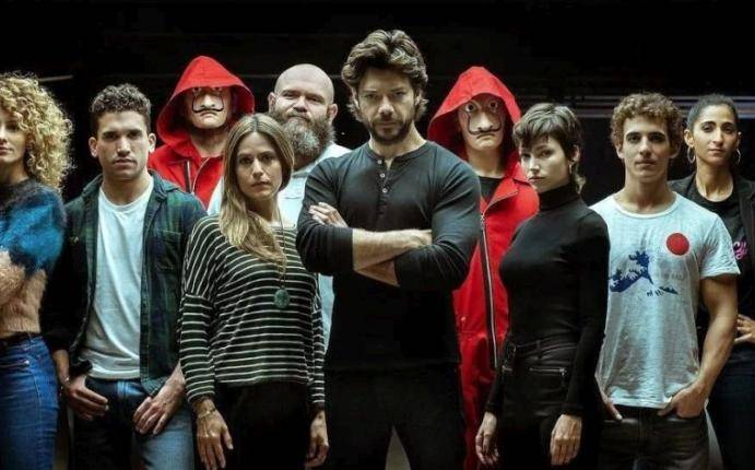 La casa de papel 4: los 11 misterios que se tendrá que resolver la  temporada 4 de la serie española en Netflix | Series TV | Tv | Espectáculos  | La Prensa Peru