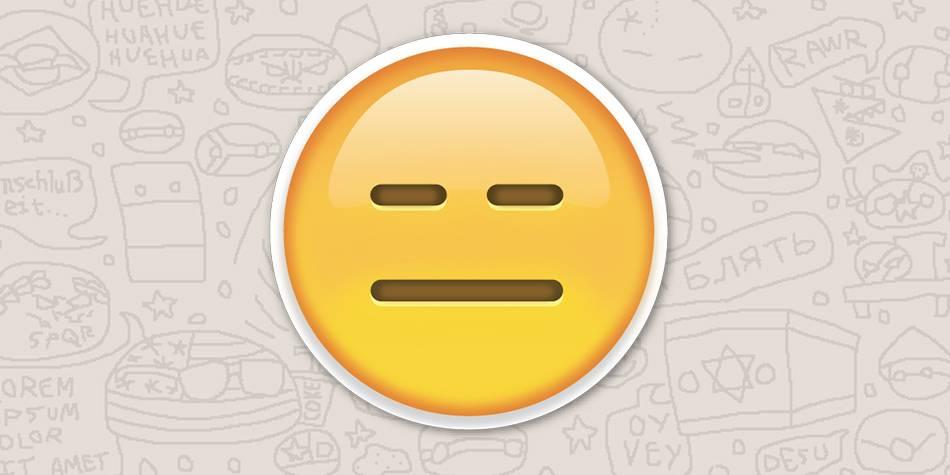 Un Chino Se Revela Significado Del Emoji De Whatsapp Que No