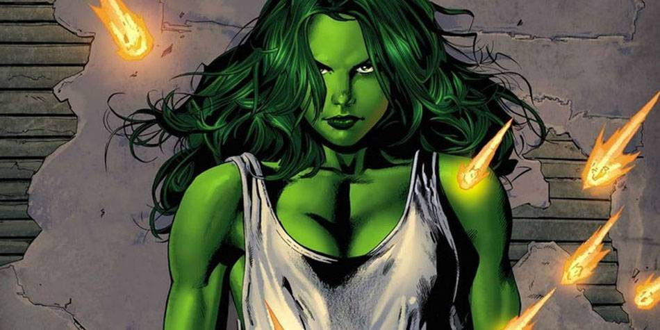 Resultado de imagen para she hulk