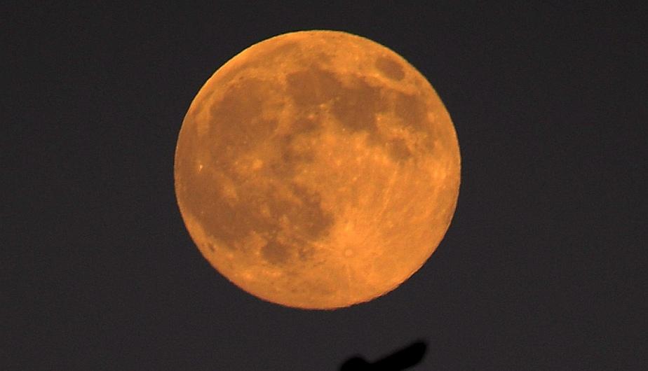 Calendario Lunar 2020 Pesca.Viernes 13 De Luna Llena Un Fenomeno No Se Repetira Hasta