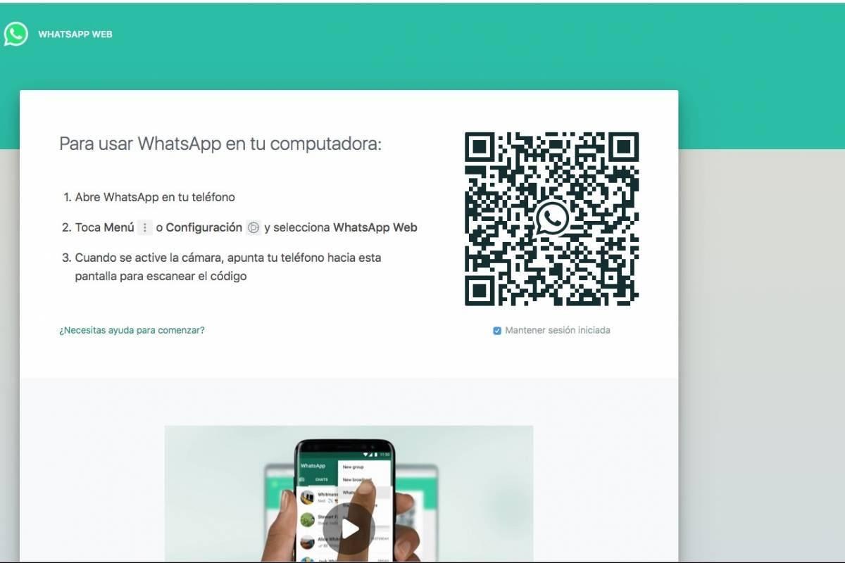 WhatsApp Web: aplicación se actualiza en la PC y genera ira en usuarios | Tecnologia | Tecnología Y Ciencia | La Prensa Peru