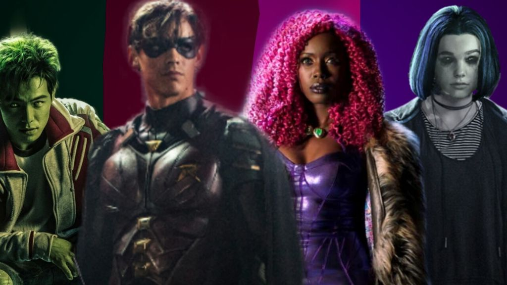 Titans: todos los detalles sobre la temporada 3 de Titanes de DC | Tv |  Espectáculos | La Prensa Peru