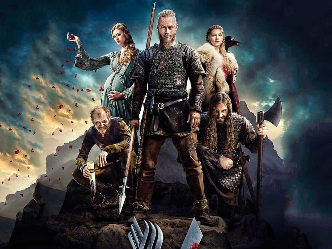 Vikingos Temporada 6 Online Castellano