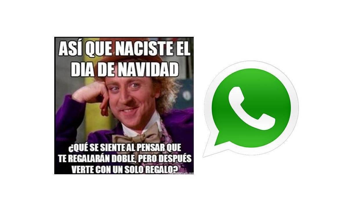 Whatsapp Los Mejores Memes Para Enviar Por Navidad 2019