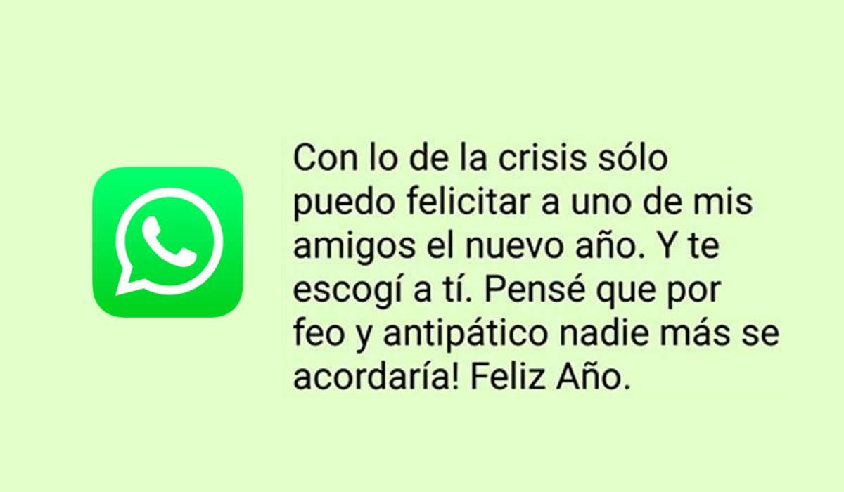 Cosas Chistosas Para Compartir En Whatsapp whatsapp: 10 mensajes más graciosos para mandar por año