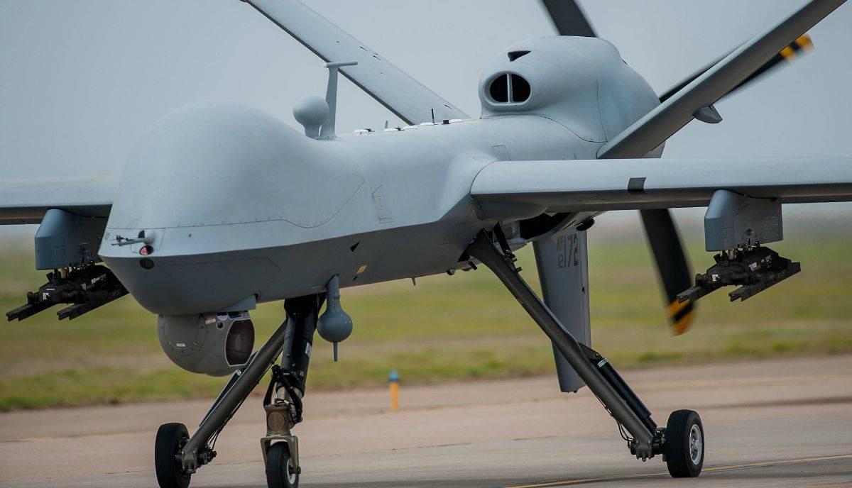Resultado de imagen para MQ-9 Reaper,