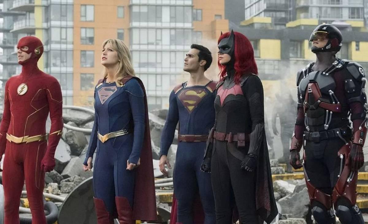 Crisis On Infinite Earths Esto Sucedió En último Episodio De Crisis En Tierras Infinitas Arrowverse The Flash Supergirl Tv Espectáculos La Prensa Peru