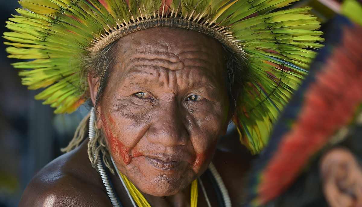 Los dirigentes indígenas consideran que las principales amenazas son minería, extracción de madera, invasión de tierras, retrocesos en el sistema de salud indígena y asesinatos de líderes. (Foto: CARL DE SOUZA / AFP)
