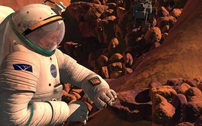 NASA: ¿los futuros hogares en la Luna y Marte estarán hechos de ...