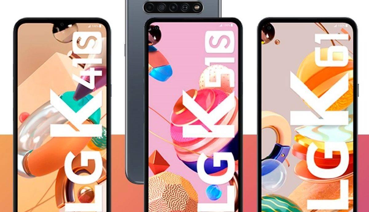 LG: ficha técnica de sus nuevos smartphones de la serie K 2020 | Tecnologia  | Tecnología Y Ciencia | La Prensa Peru
